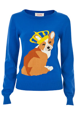 Corgi jumper