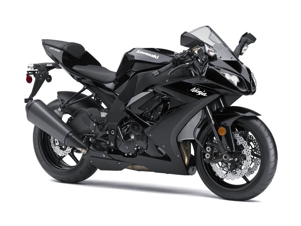 Motor Bikes  Kawasaki ZX