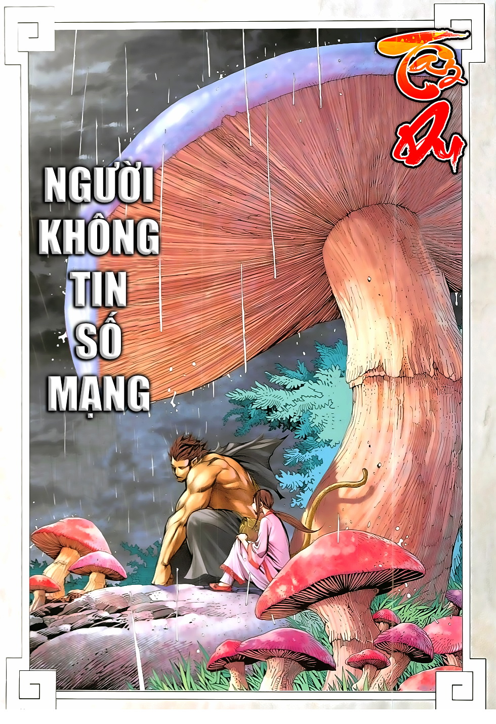 Tây Du Chapter 46 - Hamtruyen.vn