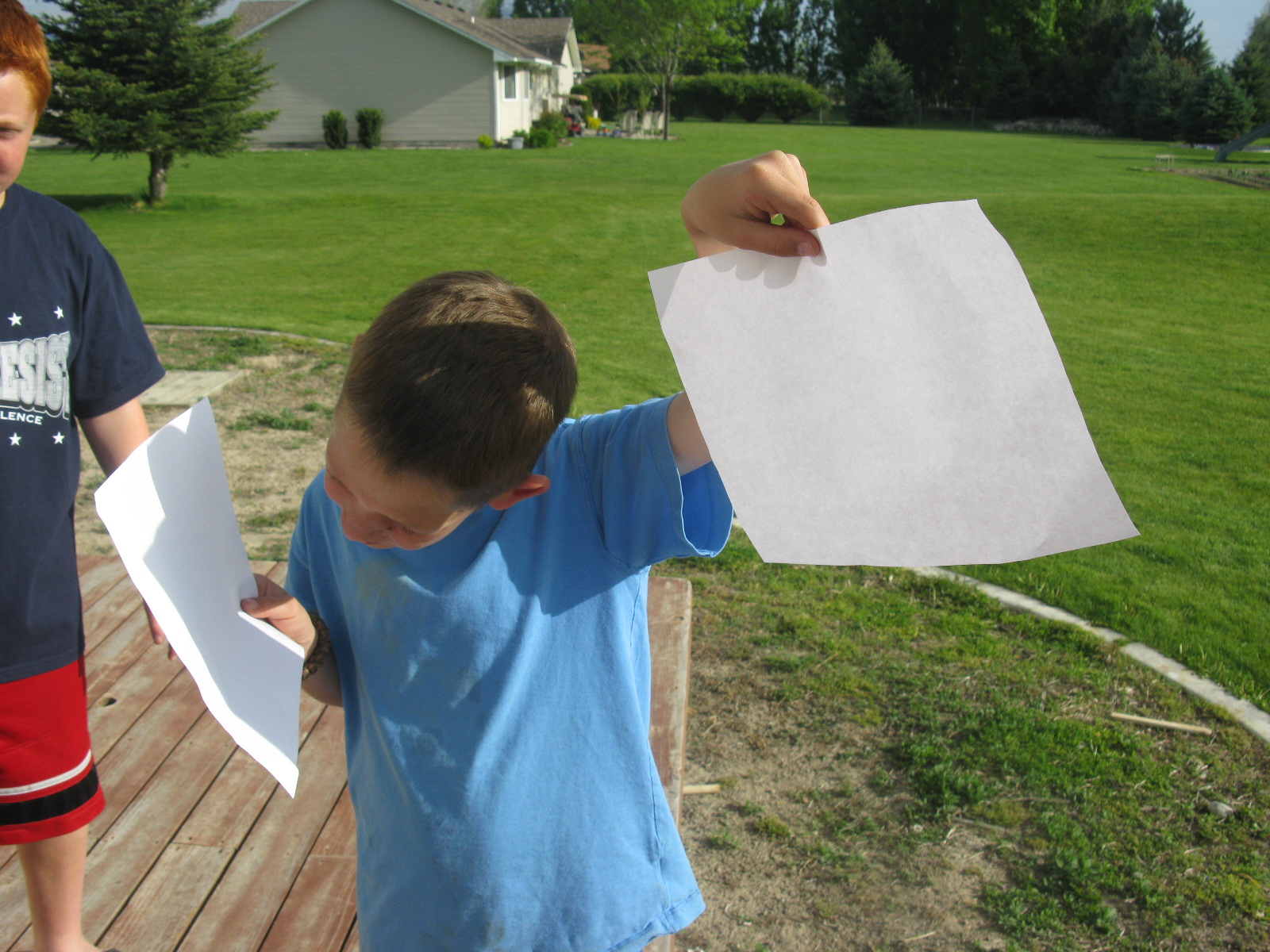 how to make solar eclipse glasses out of a box