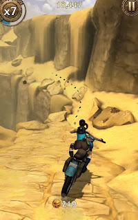 Lara Croft: Relic Run v.1.0.55 Mega Mod