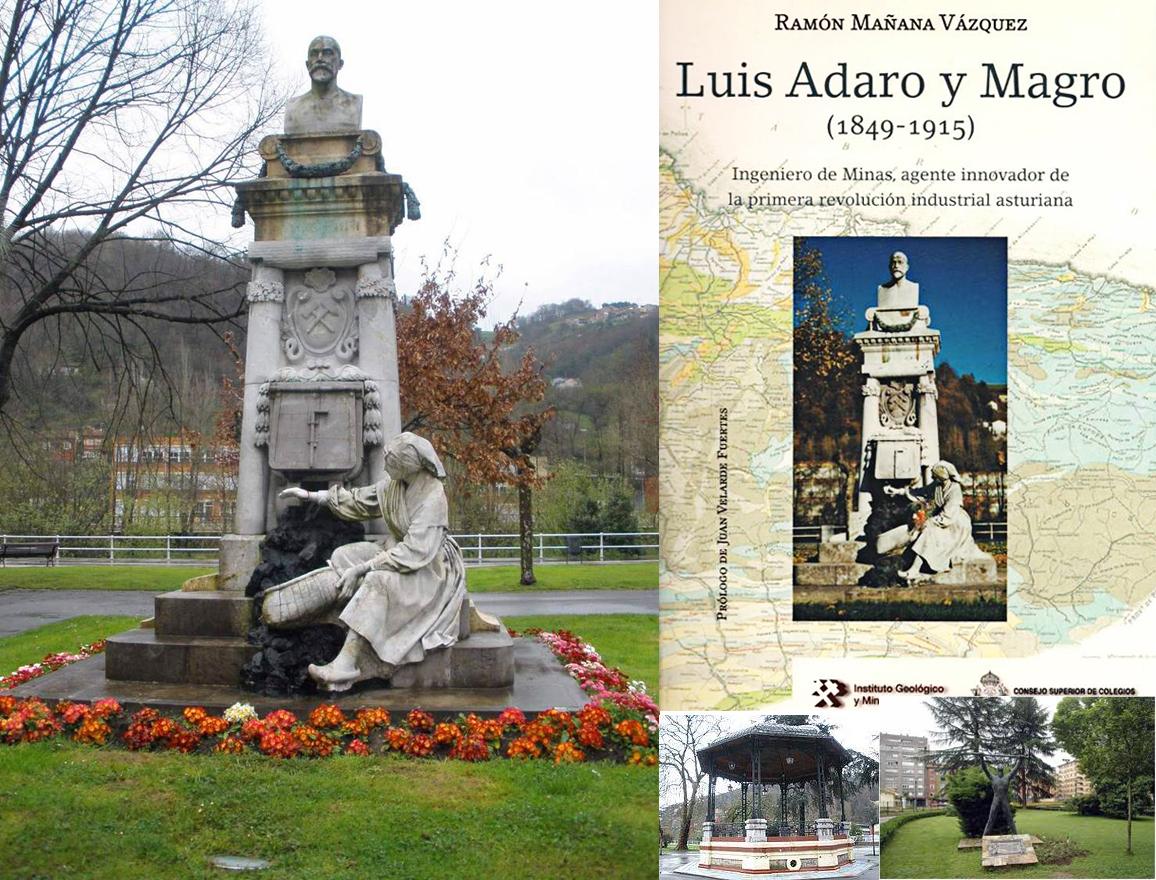 Monumentos del Parque Dorado