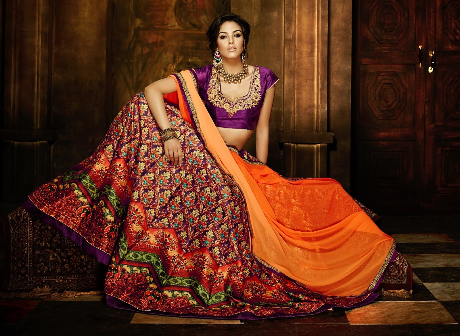 Retro fashion in india 21