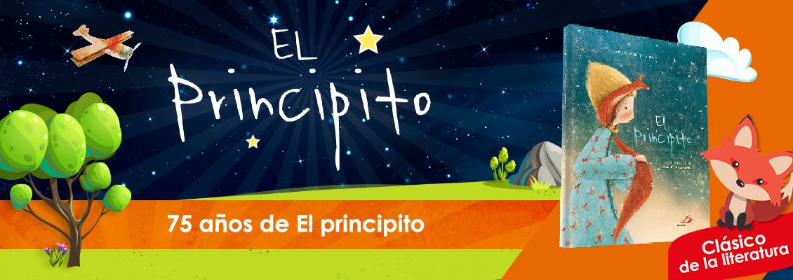 """75 aniversario     """"El Principito""""."""