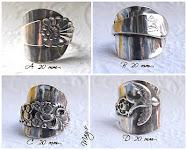 Ringar, som jag gör i många olika modeller