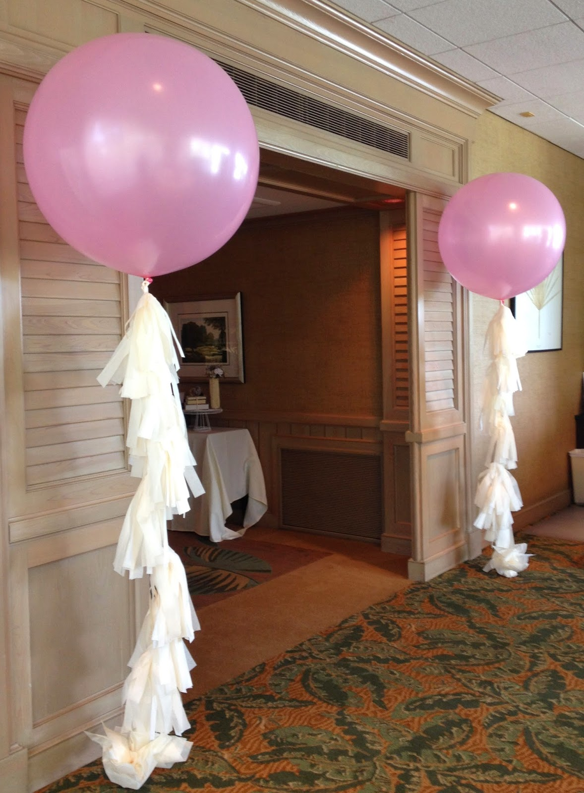 Party people event decorating company geronimo balloons for Balloon decoration company