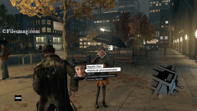 Free Download Watch Dogs PC Game