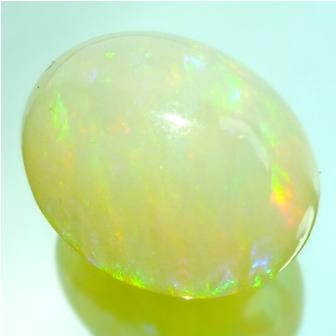 Kode : [LP331] Gemstone : Natural Opal Kalimaya Color : Milk White ...