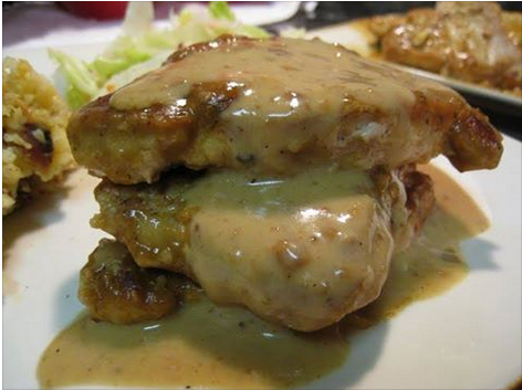 best cooking recipes smothered pork chops
