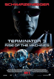 Terminator 3: La Rebelión de las Máquinas Poster