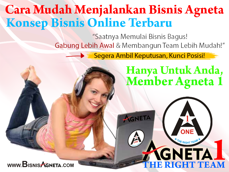 Gratis Promosi Online Via Web Replika Agneta