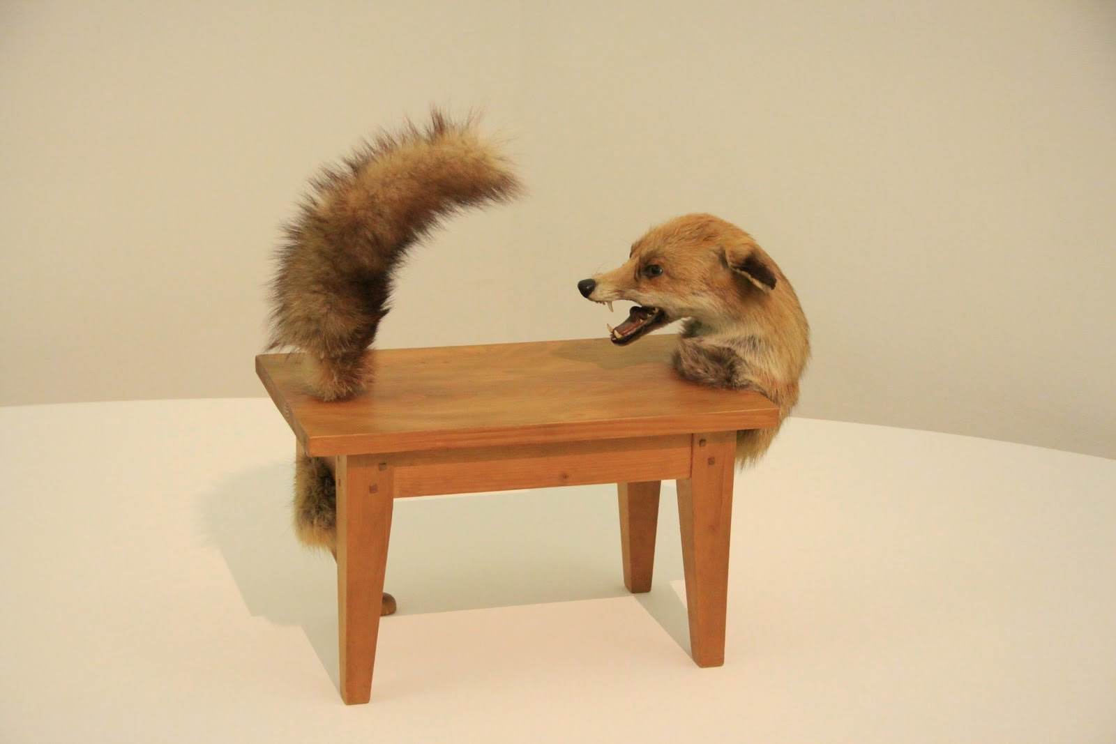 The pop culture cynic uncle boonmee and the nature of art - Victor brauner loup table ...