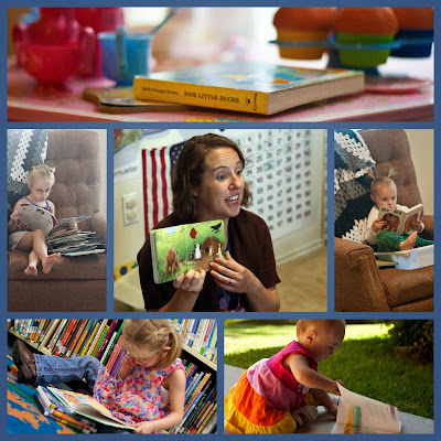 Increasing Literacy in Your Home | San Antonio Baby Sign Language Classes