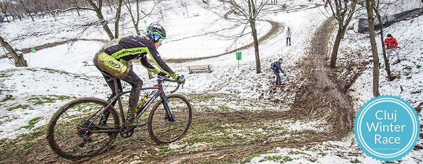 Cluj Winter Race - bring it on