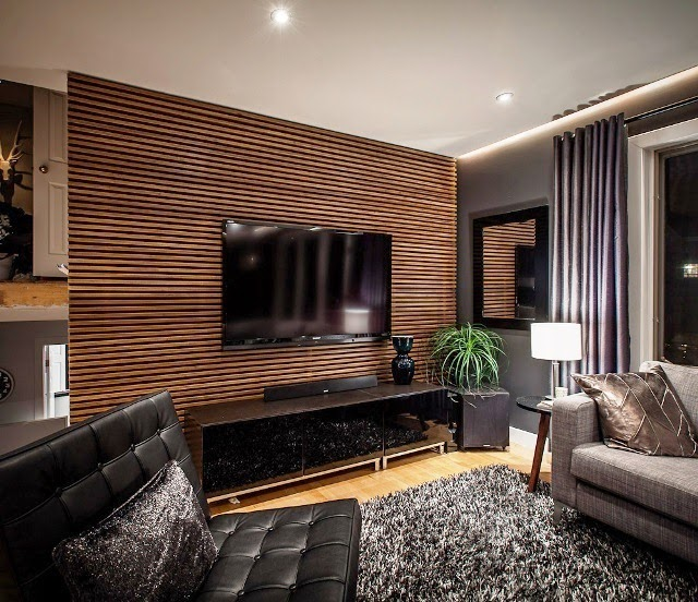 painting ideas for accent wall living room