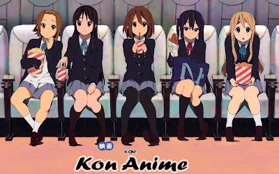 Inicio del blog Kon Anime, puesdes verlo en este link http://konanimes.blogspot.com/