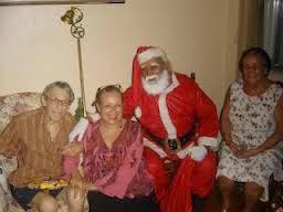 Natal com papai e mamãe