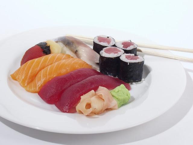 Sushi, Pepa.cz, zážitky, gastronomie