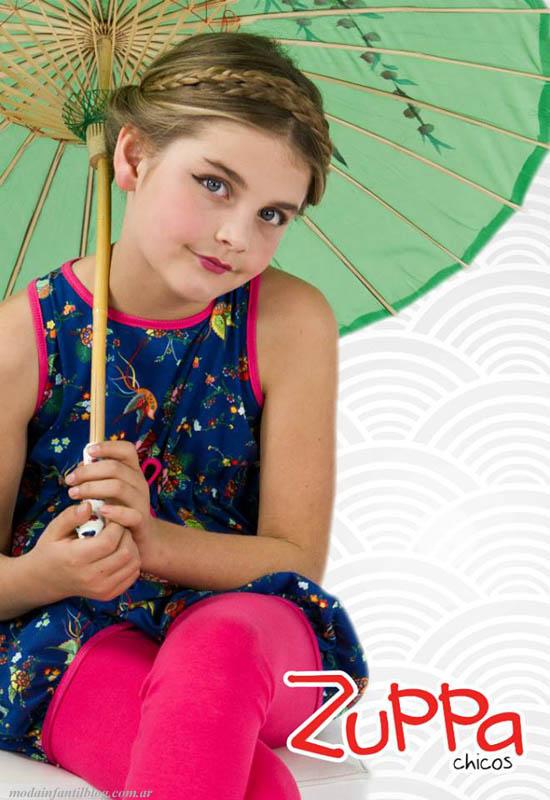 ropa para chicos verano 2014 zuppa vestidos