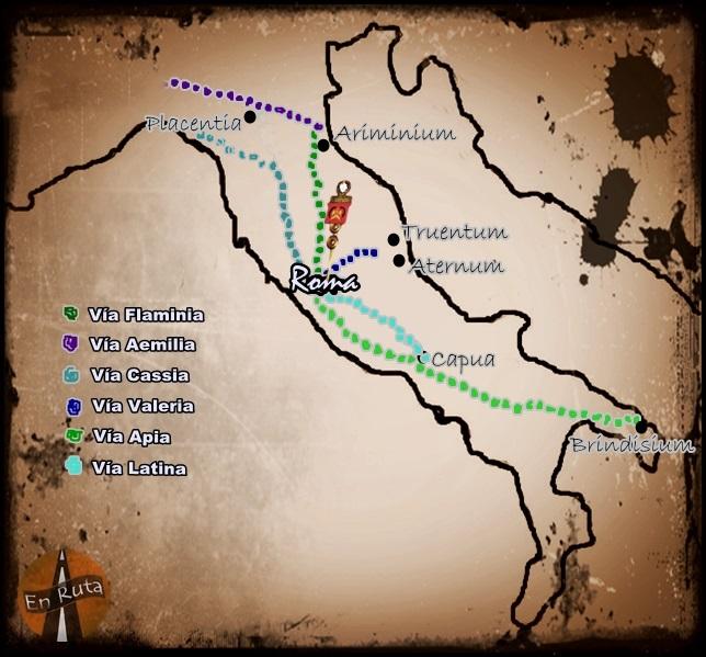 Vías-romanas-antiguas