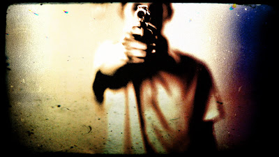 Teen with pistol