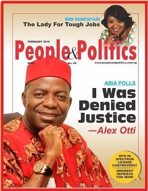 February Edition of People&Politics