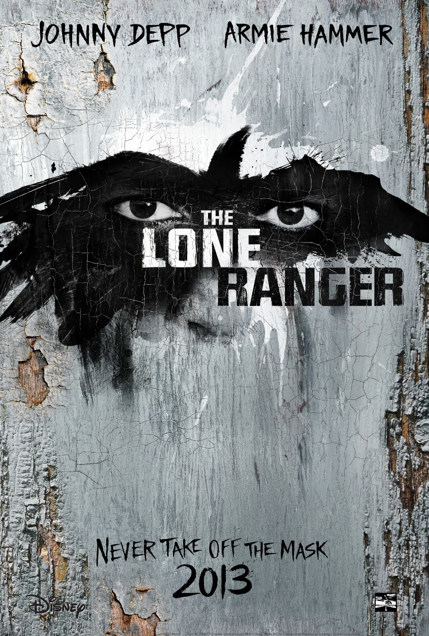 The lone ranger oscars and sequels