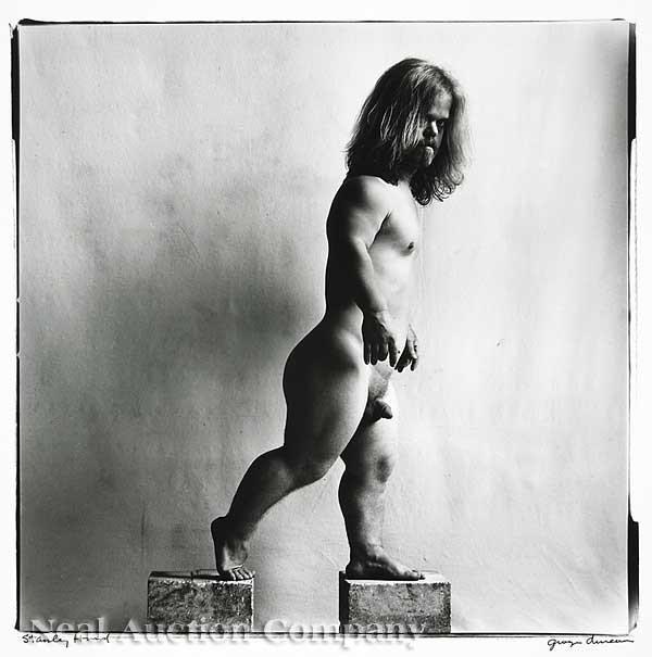 Hombres Enanos Desnudos