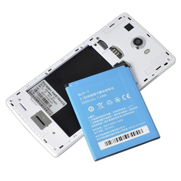 Iocean X7 sim y bateria