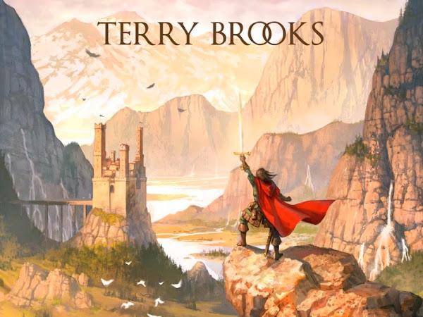 Lançamento destaque: Shannara, volume 1 - A Espada de Shannara, Terry Brooks e Saída de Emergência Brasil