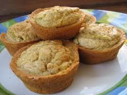 Bollos de maiz de manzana para bajar de peso