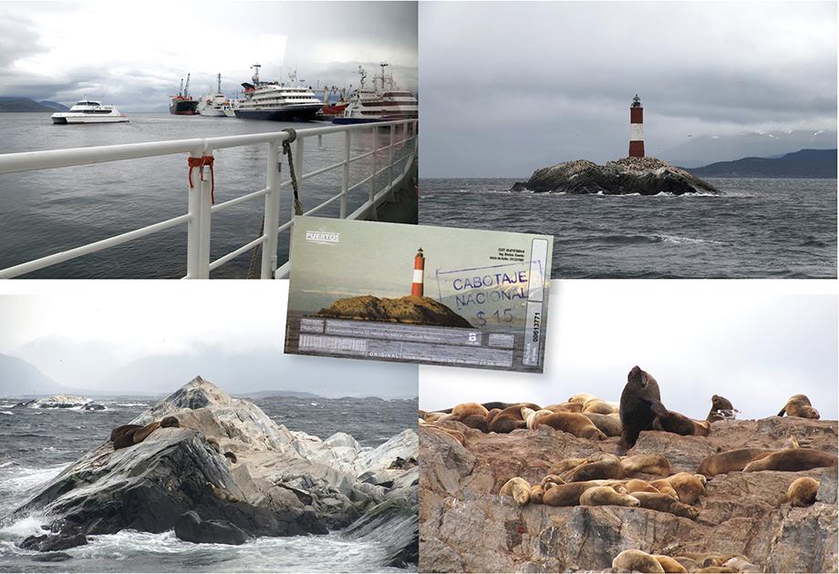 Ynas Reise Blog, Argentinien, Reisetagebuch, Faro del Fin del Mundo
