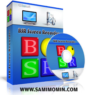 BSR Screen Recorder 5.2.6 with Serial Key Full Version
