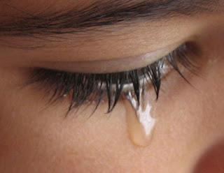 sonhar chorando