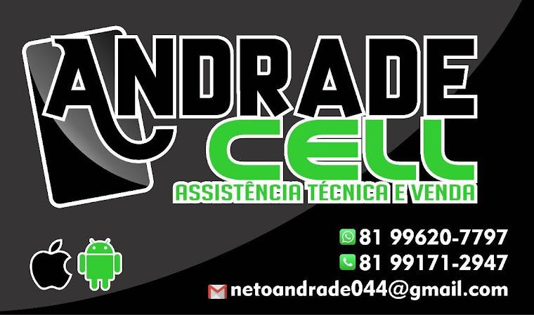 Andrade Cell Fone: 9 9620-7797 Centro de Timbaúba