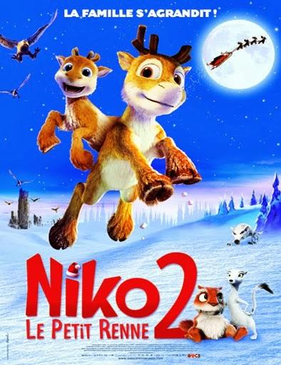 Ver  Nico el reno que quería volar 2  (2012)