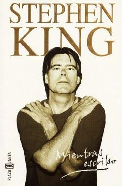 Stephen King. Mientras escribo