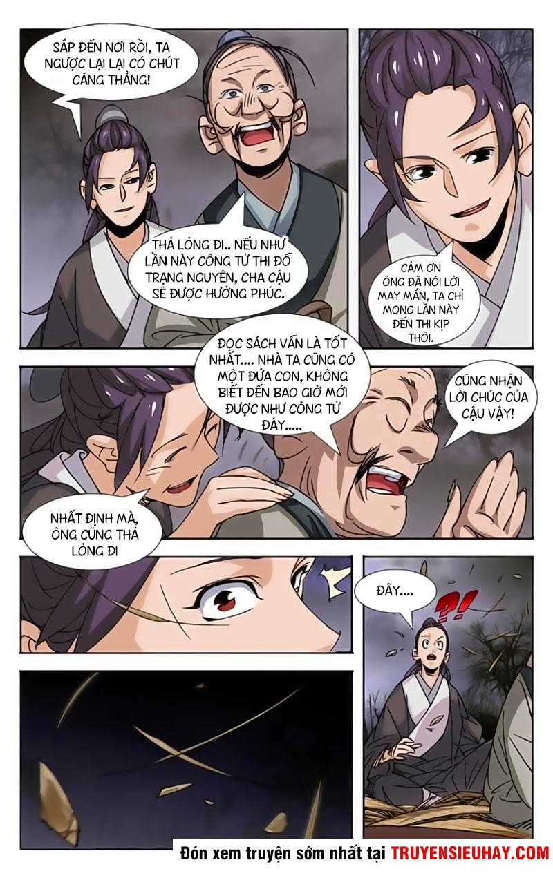 Trảm Đạo Kỷ trang 8