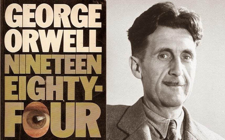 George Orwell o świecie. Pomimo upływu czasu tych 10 sentencji nie straciło na aktualności!