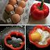 Receita de Pimentão com Ovo