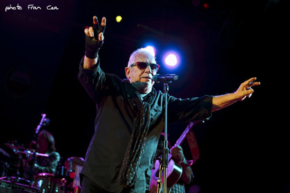 Eric Burdon Festival blues Bejar