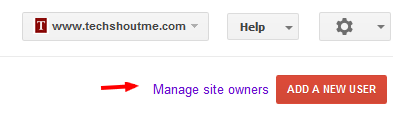 manage site owner, seo