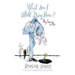 Roger Lewis book party for What Am I Doing Here? Adult nappies and posh gits (click pic)