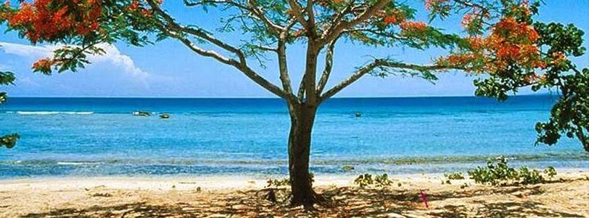 Couverture pour facebook mer in Cuba