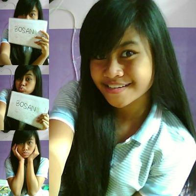 baju yang ungu dikasih Mely Annisa dari Jakarta, thank's Memek:*)