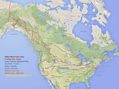 Major Trips I have done