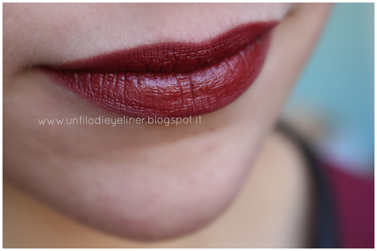Preview & Swatch: Neve Cosmetics - Mistero Barocco DueBaci Incognito