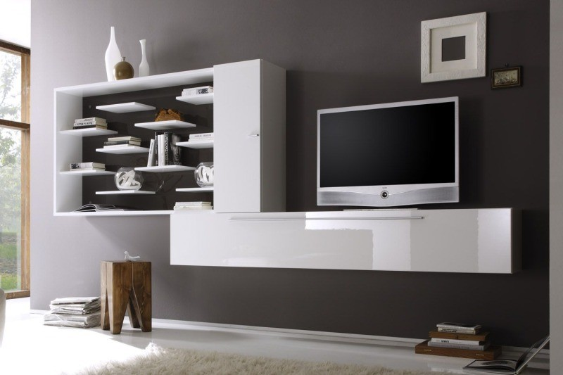 meuble tv tendance solutions pour la d coration int rieure de votre maison. Black Bedroom Furniture Sets. Home Design Ideas