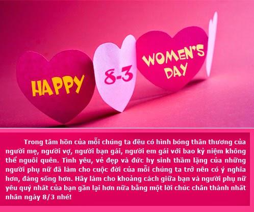 Hình nền cho ngày quốc tế phụ nữ cực đẹp