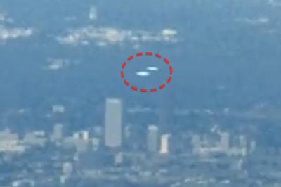 Real alien spaceship sightings